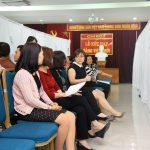 BV Thu Cúc khám sức khỏe cho Cục sở hữu trí tuệ