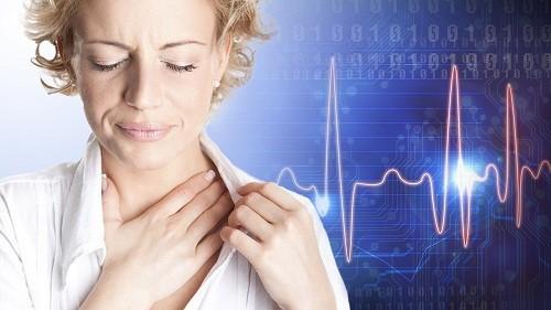 Nguy cơ tử vong vì nhồi máu cơ tim ở phụ nữ  cao hơn so với nam giới.