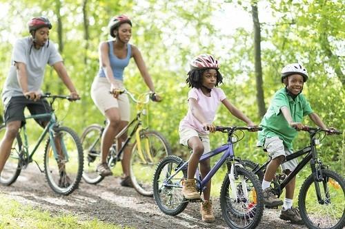 Tập thể dục thường xuyên giúp tăng cường sức khỏe, giữ huyết áp ở mức ổn định.
