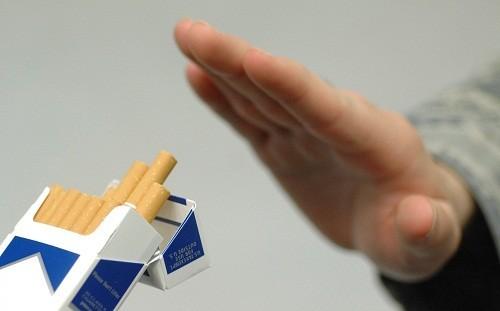 Ung thư phổi có thể được phòng ngừa hiệu quả bằng cách không hút thuốc.
