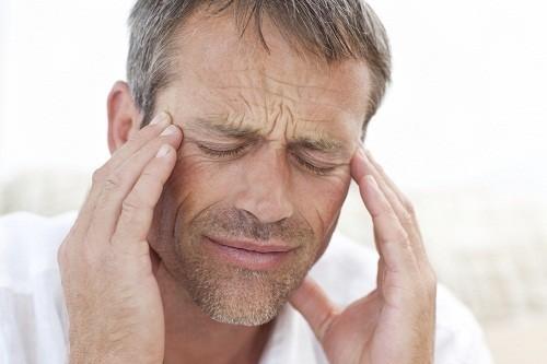 Đau đầu là triệu chứng đau nhức ở phần đầu do nhiều chứng bệnh gây ra.