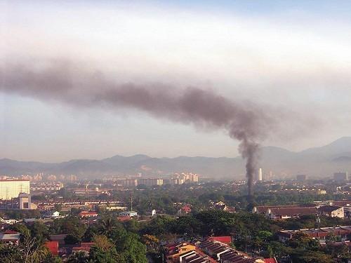Các nhà nghiên cứu đã tìm ra mối liên hệ giữa bệnh ung thư phổi và sự tiếp xúc với một số chất gây ô nhiễm không khí nhất định.