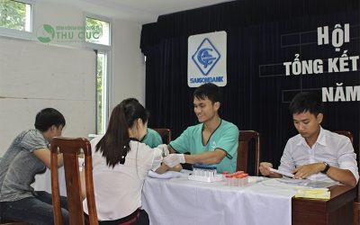 Khám sức khỏe tại Saigon Bank