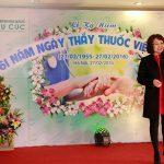 Bệnh viện Thu Cúc: Kỷ niệm 61 năm ngày thầy thuốc Việt Nam