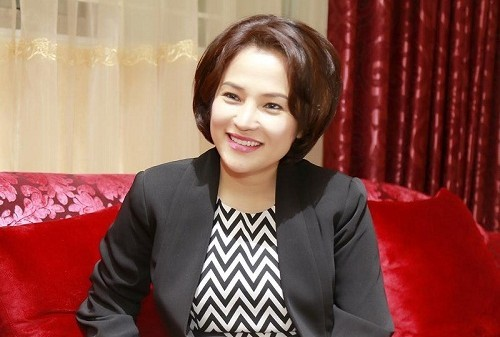 Chu tich HĐQT Nguyen Thu Cuc