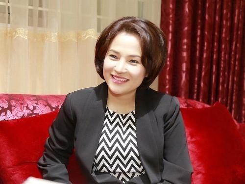 Doanh nhân Nguyễn Thu Cúc