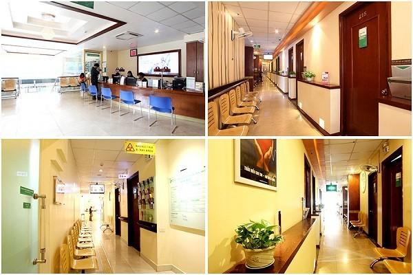 Bệnh viện Đa khoa Quốc tế Thu Cúc khang trang, hiện đại, phát triển toàn diện theo mô hình Bệnh viện – khách sạn.