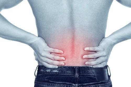 Co thắt cơ bắp là nguyên nhân phổ biến nhất gây đau thắt lưng.