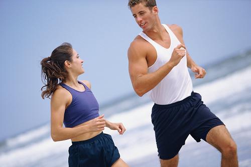Tập thể dục khoảng 20 phút từ 3 - 5 ngày/tuần có thể làm giảm nguy cơ ung thư đại trực tràng.