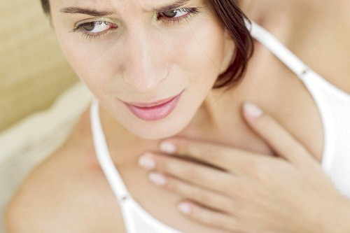 Bệnh tim mạch cũng có thể là nguyên nhân gây ra tình trạng tức ngực khó thở khi nằm xuống.