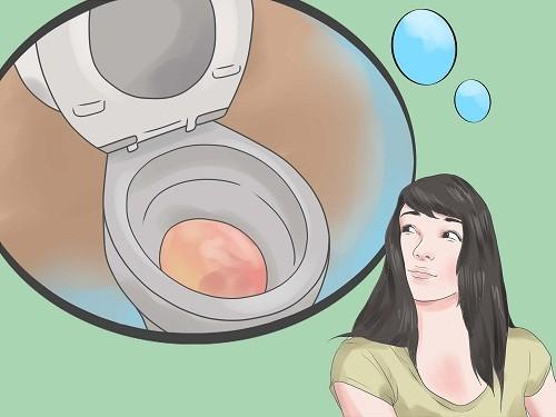 Tiểu ra máu là hiện tượng có máu trong nước tiểu.