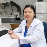 Bác sĩ CKII Bùi Thị Quế – Bác sĩ chuyên ngành huyết học