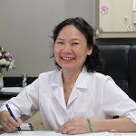 Thạc sĩ y học Nguyễn Thị Minh Hương