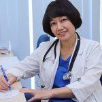 Bác sĩ CKII Nguyễn Thị Thái