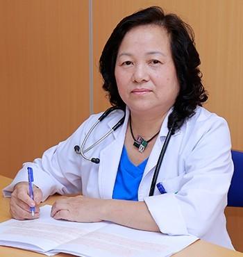 Bác sĩ Phạm Hồng Vân – Bác sĩ Nội chung