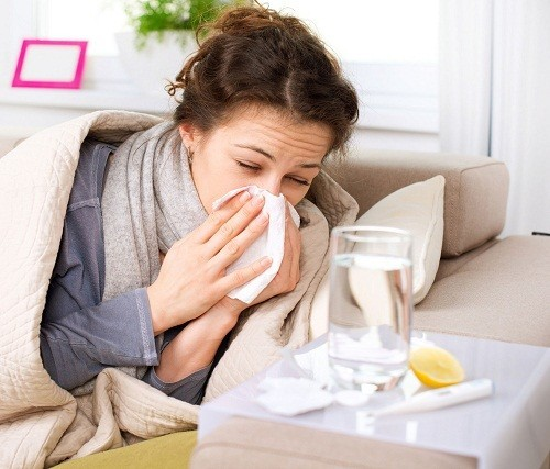 Cảm lạnh là bệnh rất phổ biến, người trưởng thành có thể bị cảm lạnh 2 - 4 lần/năm.