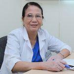 Bác sĩ CKII Sản Kim Thị Phúc
