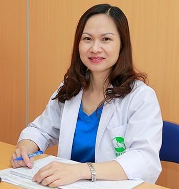 Thạc sĩ, Bác sĩ Nguyễn Thị Phương Thảo – trưởng phòng khám sức khỏe