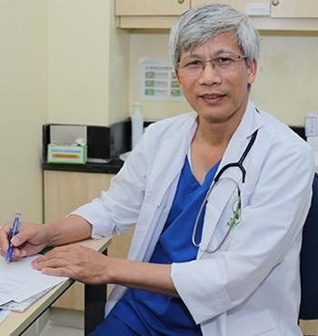 Tiến sĩ Y học Nguyễn Văn Doanh – Bác sĩ Nội nội thần kinh
