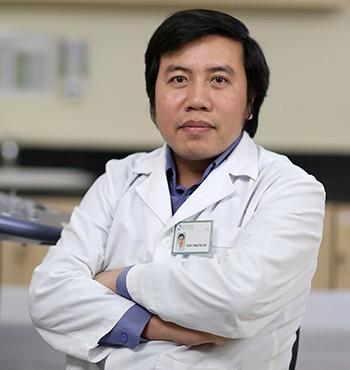 Bác sĩ CKII Phạm Thái Sơn – Trưởng đơn vị Chẩn đoán hình ảnh, nội soi