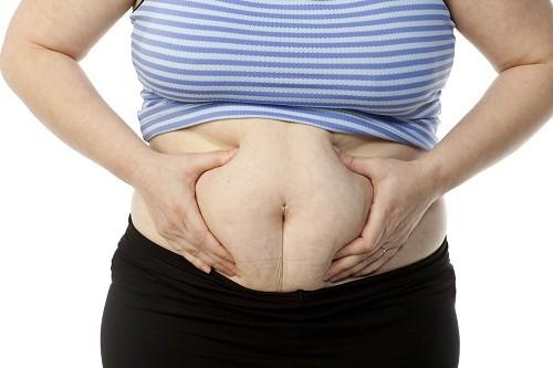 Mỡ bụng đặc biệt nguy hiểm cho sức khỏe trái tim.