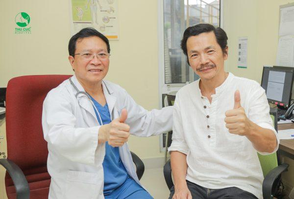 Chuyên khoa Tim mạch Thu Cúc là địa chỉ UY TÍN được nhiều người nổi tiếng tin tưởng.