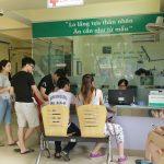 Nghỉ lễ: nhiều người tranh thủ đi khám sức khỏe