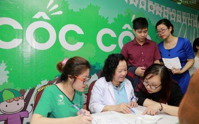 Công ty TNHH Cốc cốc khám sức khỏe tại Bệnh viện Thu Cúc