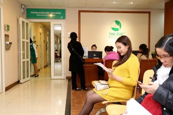 Phòng khám Sản và phòng khám Nhi - Bệnh viện Thu Cúc triển khai khám ngoài giờ với mong muốn được phục vụ quý khách hàng một cách tốt nhất