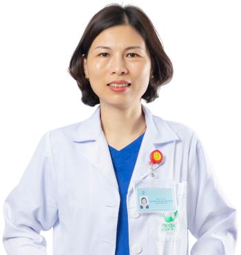 Thạc sĩ, Bác sĩ Nguyễn Thị Thanh Nhàn