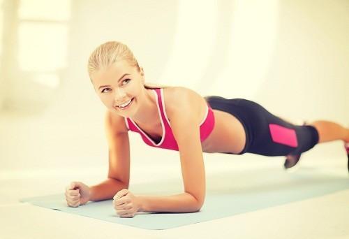 Mặc dù tập thể dục nhẹ có thể giúp thúc đẩy sức khỏe tối ưu, tập thể dục cường độ cao có thể gây ra một u nang buồng trứng bị vỡ hoặc tăng khả năng xoắn buồng trứng.