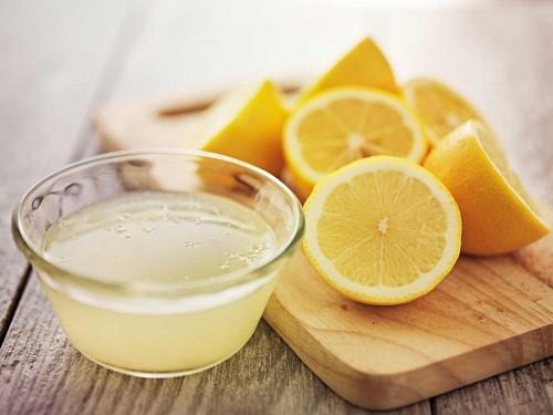 Nước chanh có tác dụng làm giảm các triệu chứng cụ thể liên quan tới bàng quang và thận tuy nhiên cũng có thể khiến các triệu chứng trở nên nghiêm trọng hơn trong một ố trường hợp/