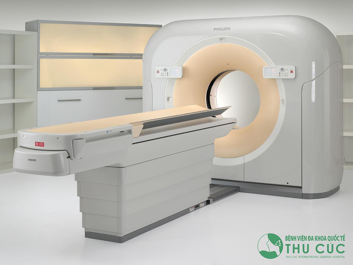 máy chụp CT