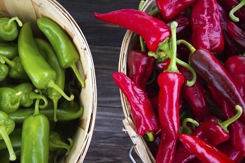 Thức ăn cay có thể làm giảm triệu chứng nghẹt mũi do cúm.