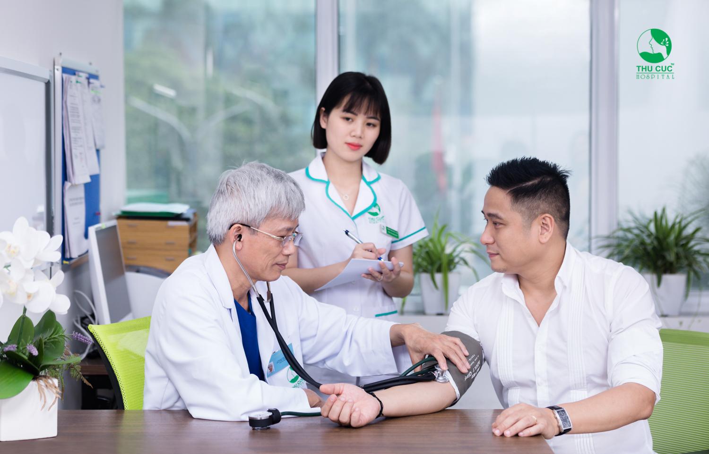 Phạm vi dịch vụ chuyên khoa Nội thần kinh