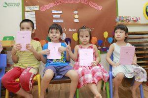 Chất lượng chăm sóc sức khỏe và nuôi dưỡng trẻ là mục tiêu quan tâm hàng đầu của trường Mầm non Mặt trời bé thơ, giúp nhà trường kịp thời phát hiện những cháu có nguy cơ béo phì