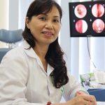 Bác sĩ CKII Nguyễn Thị Thu Yến