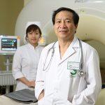 PGS.TS, Thầy thuốc nhân dân Nguyễn Văn Quýnh – PGĐ Bệnh viện