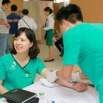 Bệnh viện Thu Cúc tổ chức khám sức khỏe định kỳ cho toàn bộ nhân viên