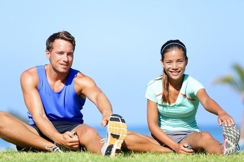 Tập thể dục là một biện pháp hữu ích trong việc làm giảm táo bón và giảm áp lực lên các tĩnh mạch hậu môn.
