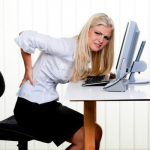 80,9%  dân văn phòng mắc bệnh đau lưng