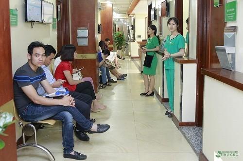 Với nhiều ưu thế về máy móc hiện đại cùng đội ngũ bác sĩ giỏi và chất lượng dịch vụ chuyên nghiệp, bệnh viện Thu Cúc là địa chỉ được nhiều người dân tin tưởng lựa chọn để thực hiện nội soi gây mê.
