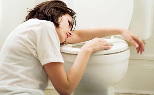 Ốm nghén nặng có ảnh hưởng đến thai nhi không2