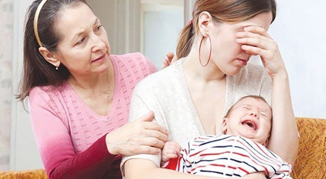 Nhận biết sớm những dấu hiệu trầm cảm sau sinh giúp chị em tránh xa được căn bệnh này.