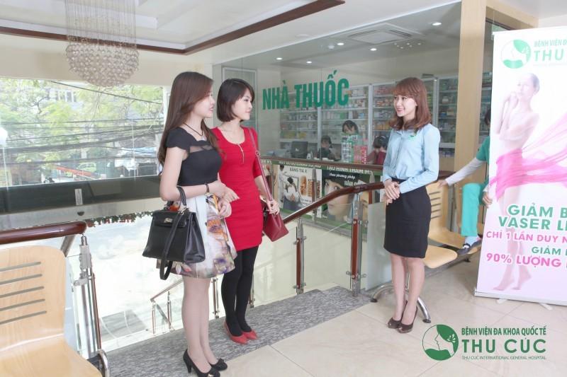Bệnh viện Thu Cúc là địa chỉ khám chữa uy tín các bệnh sản phụ khoa tại Hà Nội.