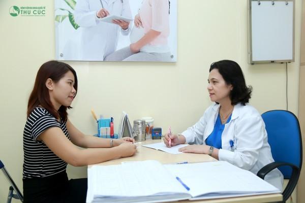 Viêm cổ tử cung cần được phát hiện sớm và xử trí kịp thời