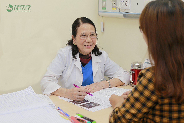 Phòng khám Sản - Phụ khoa Bệnh viện Đa khoa Quốc tế Thu Cúc là địa chỉ khám chữa uy tín các bệnh sản phụ khoa ở Hà Nội.