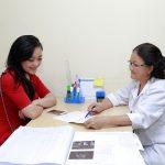 Siêu âm đầu dò âm đạo ở Bệnh viện Thu Cúc