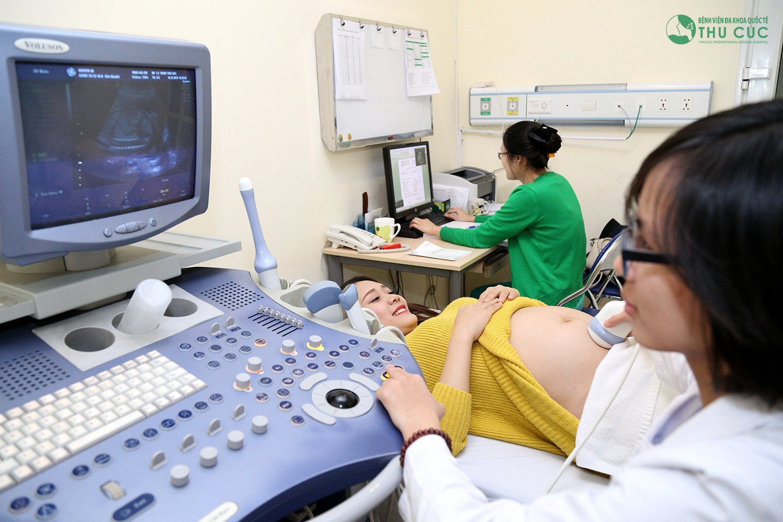 siêu âm đầu dò có hại cho thai nhi không