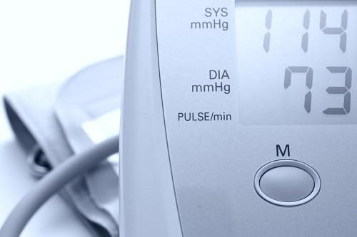 Huyết áp được xác định bằng 2 chỉ số.